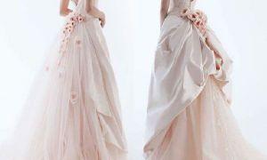 22 Awesome Blush Pink Wedding Dresses