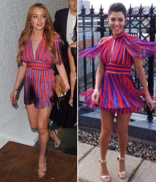 Body Dresses Elegant who Rocked the Striped Dress Better