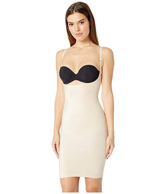 Magic Body Fashion MAGIC Bodyfashion Luxury Full Shapewear Slip Dress