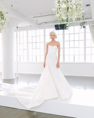 Bodycon Wedding Dress New Wedding Dresses Marchesa Bridal Fall 2018 Inside Weddings