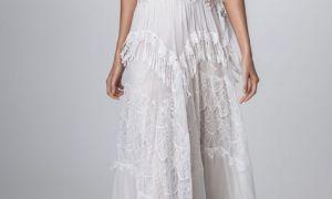 28 New Boho Chic Wedding Dresses