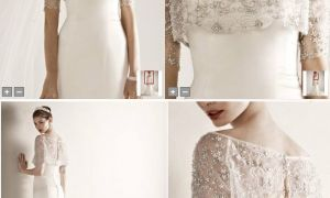 30 Awesome Bolero for Wedding Dress