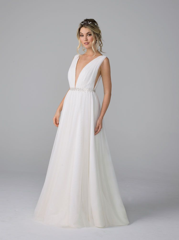 Bridal Dress Styles New Azul by Liancarlo Style Helena 2019 Bridal Collection