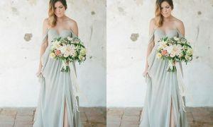 28 Lovely Bridesmaid Dresses Beach Wedding