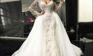 20 Lovely Budget Wedding Dresses