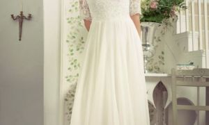 30 Awesome Busty Brides Wedding Dresses