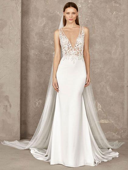 victorian lace wedding dresses by casablanca wedding dress photo