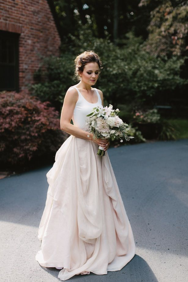Casual Backyard Wedding Dresses Inspirational Real Weddings Meet Kelsey