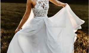 21 Beautiful Casual Country Wedding Dresses
