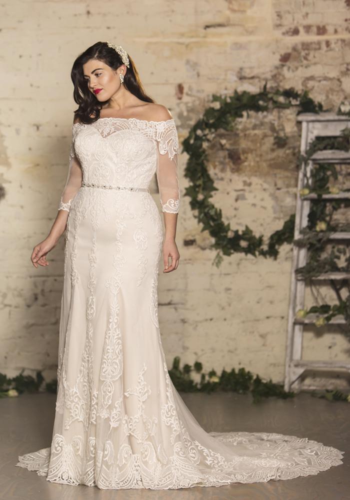 True Bride True Curves SS18 TC Bianca1