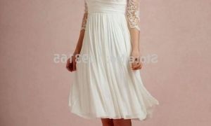 21 Lovely Casual Ivory Wedding Dress
