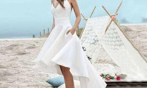 26 Lovely Casual Wedding Dresses for Summer