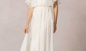 24 Luxury Casual Wedding Dresses with Sleeves