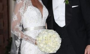 20 Inspirational Celebrity Wedding Dresses