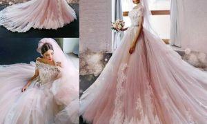 20 New Cheap Blush Wedding Dresses