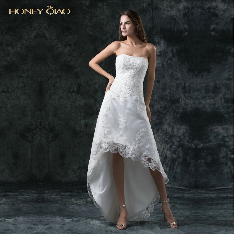 hi lo wedding dresses cheap luxury od couture odrella ficial web at elopement wedding dress