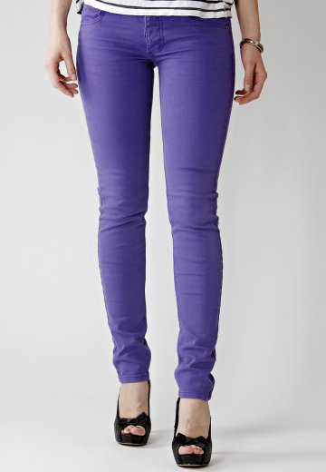 cheapmonday narrowod lilac girl jeans lg