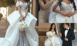 20 Luxury Cheap Plus Size Beach Wedding Dresses
