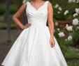 Cheap Tea Length Wedding Dresses Best Of Vintage Style Wedding Dress