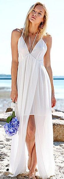 white dresses to wear to a wedding new media cache ak0 pinimg originals 71 41 0d beach maxi dress