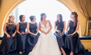 27 Elegant Chicago Boat Wedding