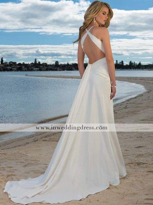 Chiffon Beach Wedding Dresses Best Of Beach Wedding Dresses Wedding