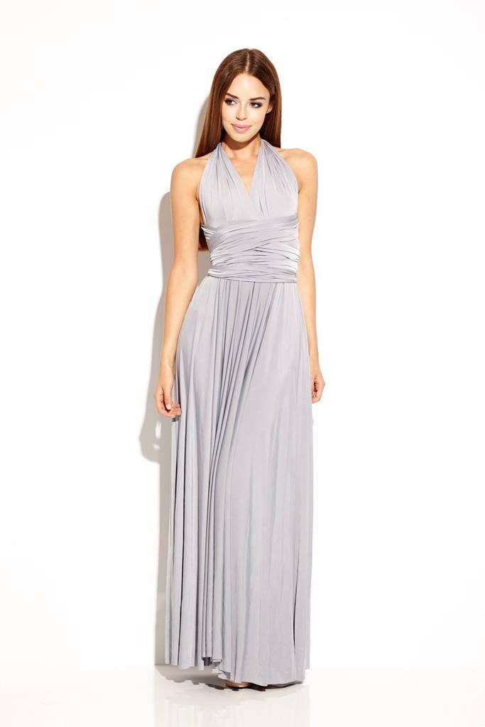 original made to order multiway maxi dress