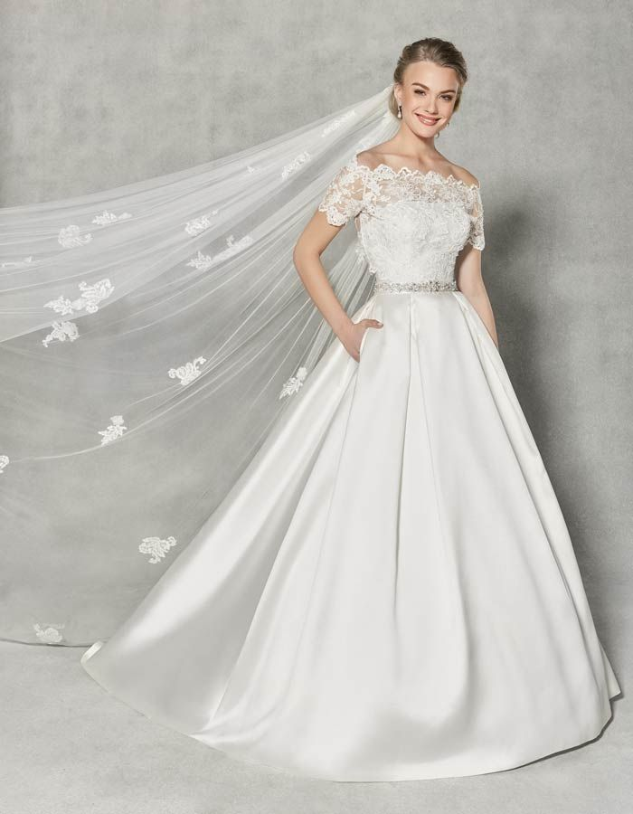Classic Elegant Wedding Dresses Inspirational Pin On Wedding Dresses