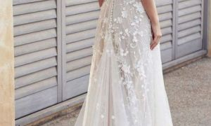 27 Elegant Classic Vintage Wedding Dress