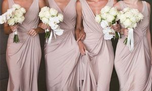 25 Fresh Clover Bridesmaid Dresses