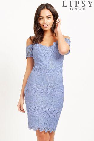 Cold Shoulder Dresses for Wedding Best Of Lilac Lipsy All Over Lace Cold Shoulder Dress