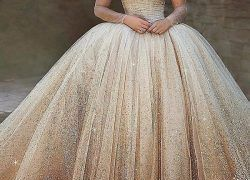 22 Inspirational Colored Bridal Gowns