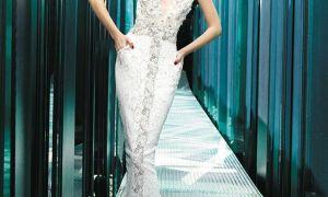 25 New Colorful Wedding Dresses 2015
