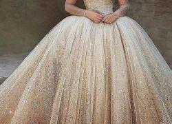 26 New Coloured Wedding Dresses