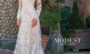 20 Lovely Conservative Wedding Dresses