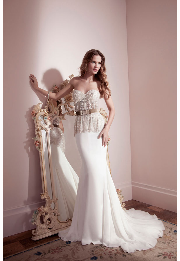 lihi od corset wedding dress