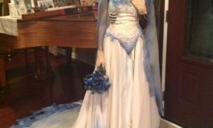30 Elegant Costumes Wedding Dress