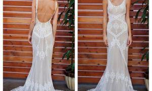 30 Inspirational Cotton Wedding Dresses