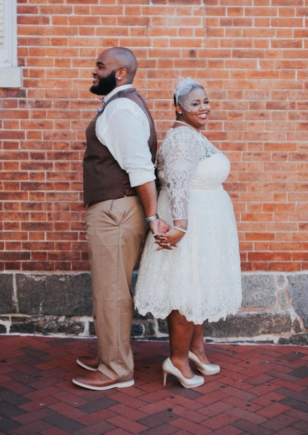 Court House Wedding Dress Lovely Purple and Gold Annapolis Courthouse Wedding