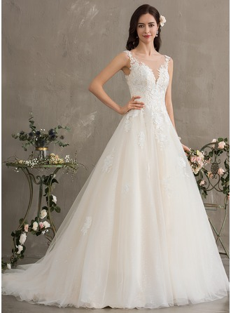 Court Train Wedding Dress Awesome Cheap Wedding Dresses
