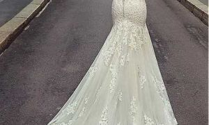 29 Elegant Creative Wedding Dresses
