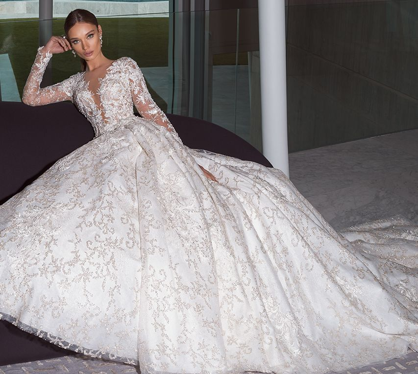 Crystal Design Wedding Dresses Awesome Berry Wedding Dress by Crystal Design
