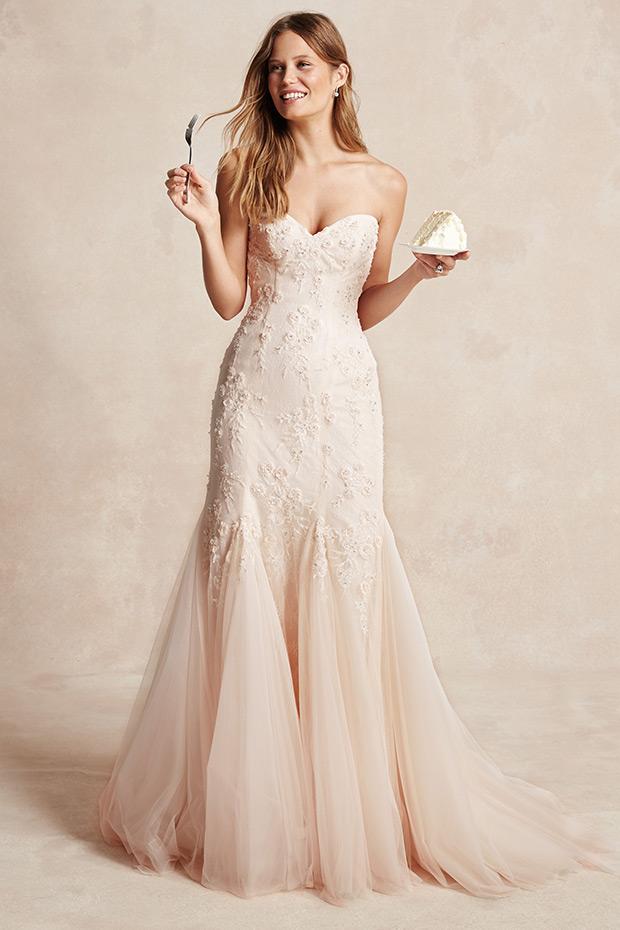 Monique Lhuillier Bliss 2015 Wedding Dresses 1513 wedding dress designers