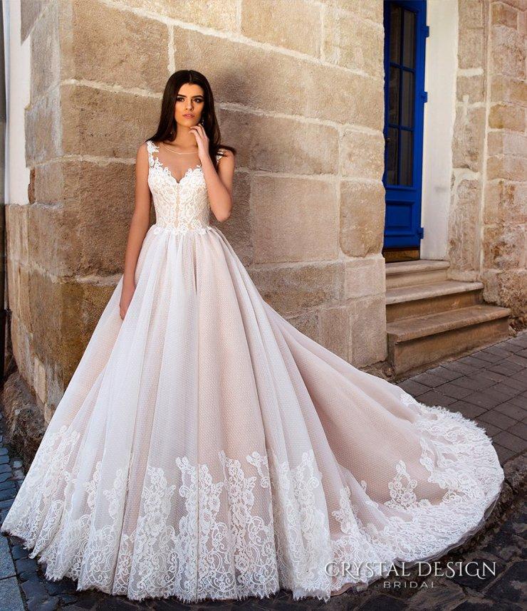 stylowi pl Slub i inne wydarzenia crystal design 2016 wedding dresses wedding inspi