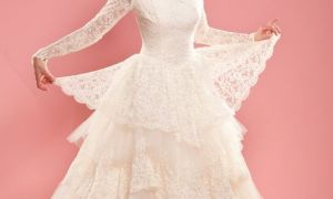 21 Inspirational Cupcake Style Wedding Dresses