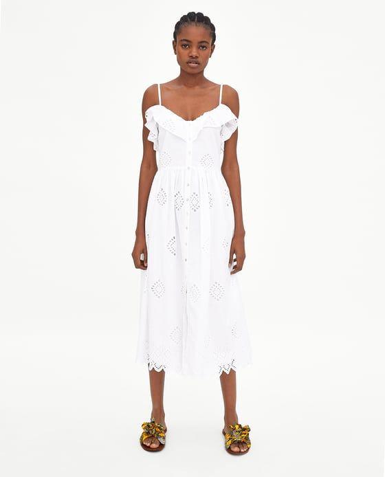 zara wedding dress slika 1 od haljina s rupiac28castim vezom od zare magnificent