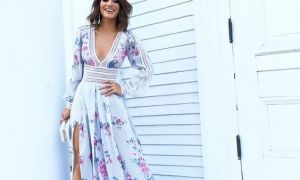 23 Awesome Cute Dresses to Wear to A Fall Wedding