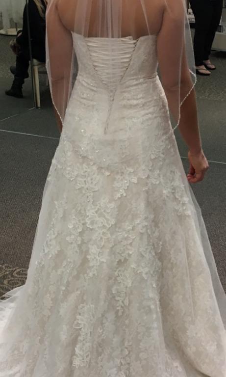 Davids Bridal A line Jewel 2017 ts=