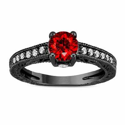 ruby anders archives adera new of red wedding rings of red wedding rings