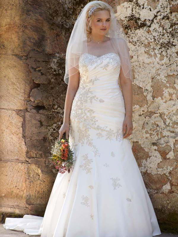 wedding dress davids bridal women bridal gown fall 2012 9wg3477 v2 full